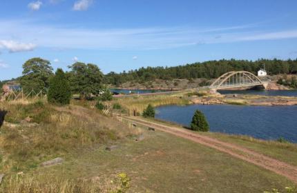 Bomarsund bridges