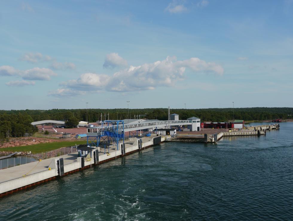 Hamn Berghamn