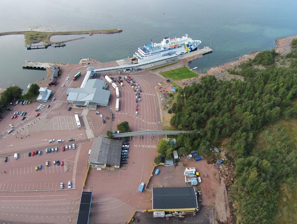 Ports Berghamn