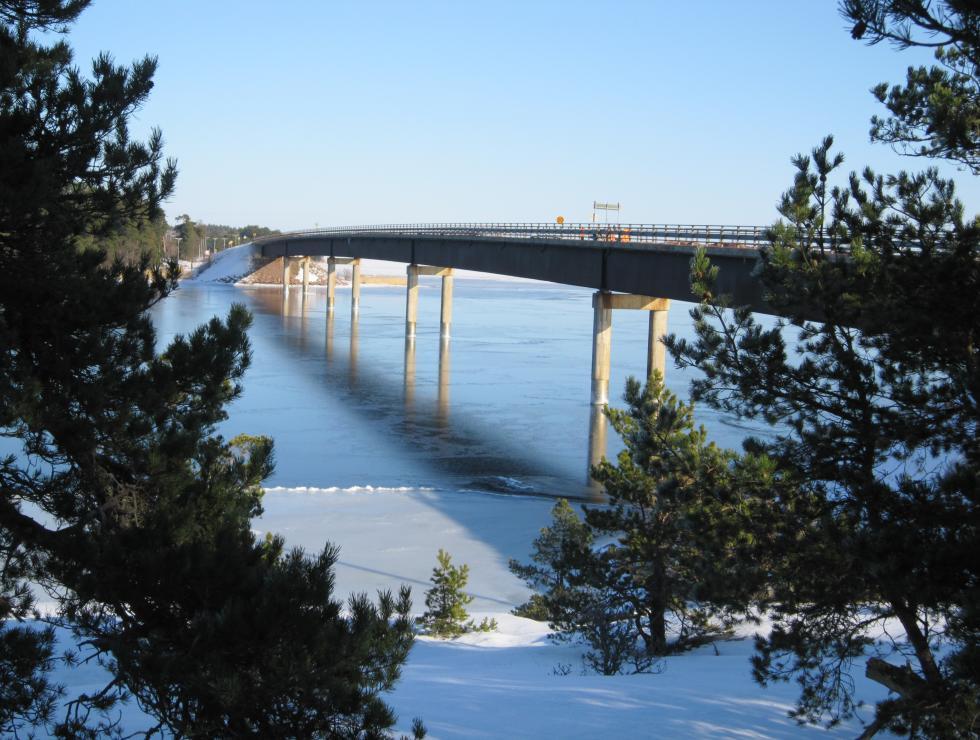 Gamla Vårdö bro