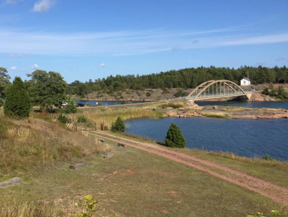 Bomarsunds bro