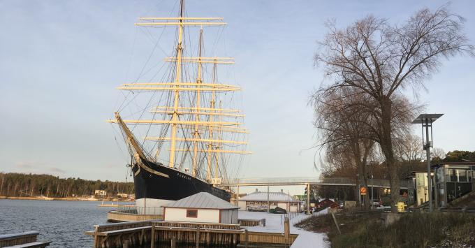 Pommern dry dock